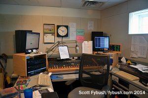 NCPR control room