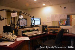 WVNV's studio