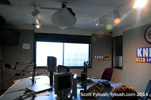 KNBR studio