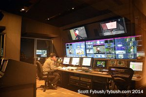 KQED-TV master control