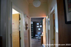 WENT's hallway
