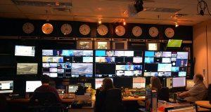 CHCH control room