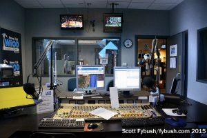 WIOD talk studio