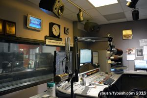 WMXJ production booth