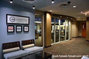 Bonneville's lobby