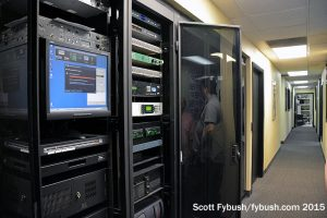 Sierra H rack room
