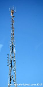 WRLX antennas