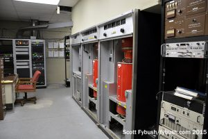 WUPW's old analog transmitter
