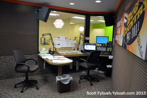 WBUG's studio