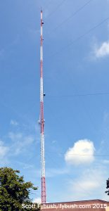 WEHT's tower
