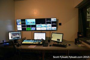 WEVV control room
