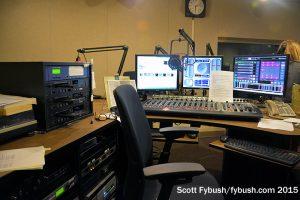 WFIU studio