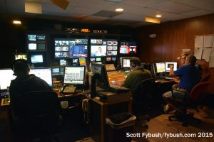WNYT control room