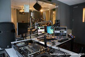 Mix studio for WPGC