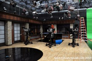 A GPB TV studio