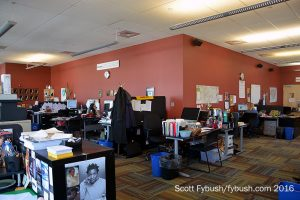 WESA newsroom