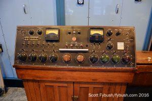 WHEC 1460's old board