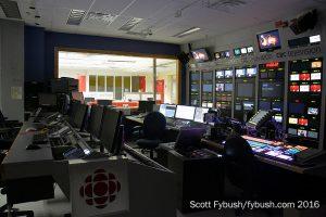 CBMT control room