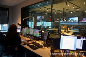 CJAD control room