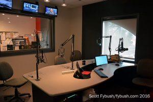 KDWN talk studio