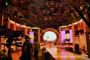 One of the big TV studios