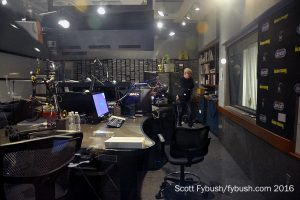 KLOS air studio