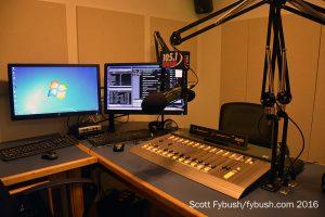 WBNH studio