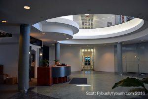 WMUR lobby