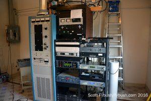 WVVV's transmitter