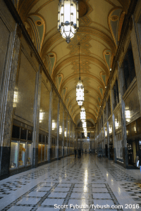 ...of the Fisher Building