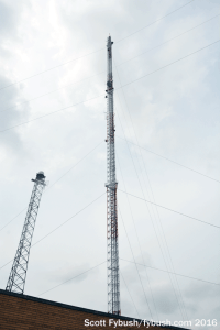 WDIV tower