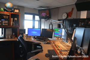 WDVD air studio