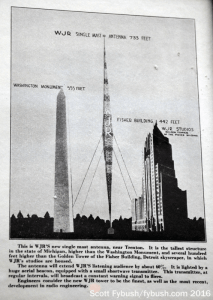Blaw-Knox, 1935