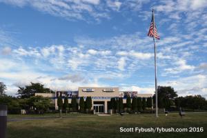 WKBD/WWJ-TV main building