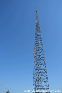 Tower above NASH