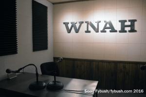 WNAH talk studio