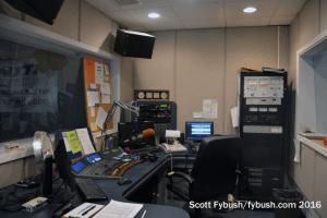 WJTN control room