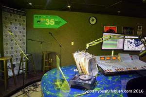 WFEQ's studio