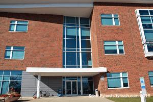 WPSU's building