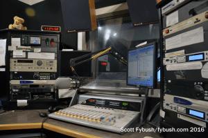 WPSU-FM studio