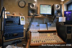 WVLY studio