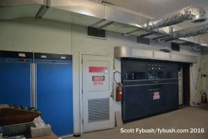 WBAA transmitter room