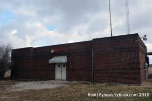 WBAA 920 transmitter building