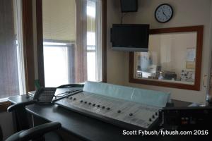 New WXHC studio