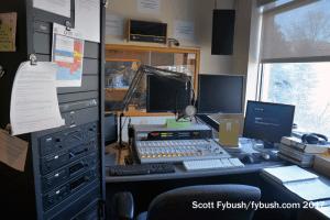 KVNO air studio