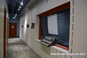 Radio hallway