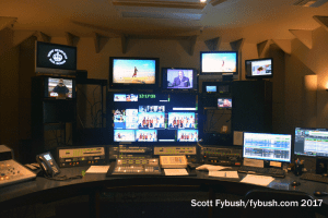 KFMB-TV master control