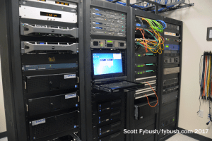 KSDS rack room