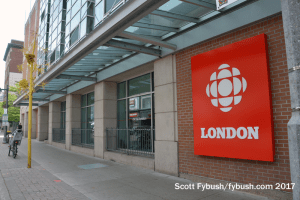 CBC's streetfront windows