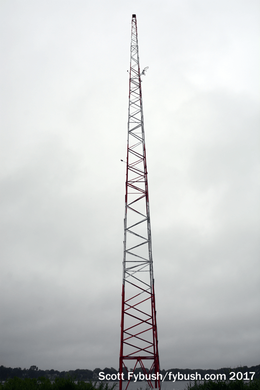 The old AM tower